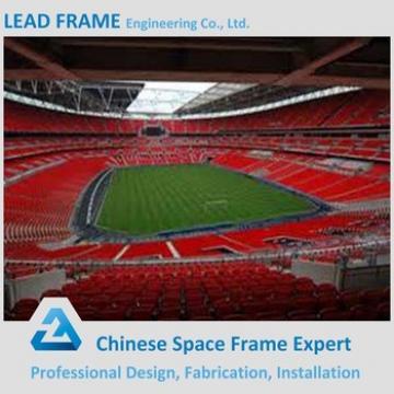 Good Security Steel Structure Prefabricated Stadium