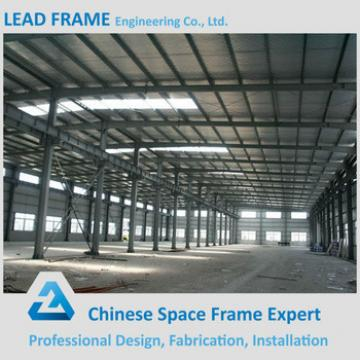 Large Span Steel Space Fabricated Steel Metal Warehouse
