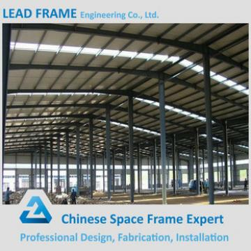 Steel Structure Factory Building for Sale