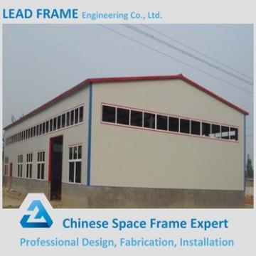 Standard Low Cost Medium Steel Framing Structure Metal Shed From Alibaba