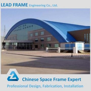 Light gauge galvanized steel girder truss for construction