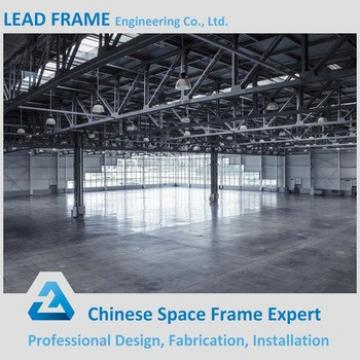 High quality prefabricated two story steel structure warehouse