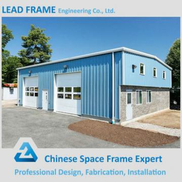 Large Span Prefabricated Warehouse With Low Prices