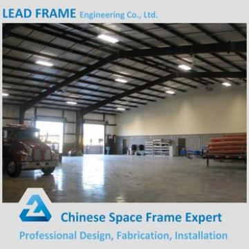 Large Span Industrial Fabricated Steel Metal Warehouse