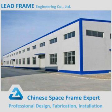 Economical Steel Space Frame Prefab Workshop Buildings