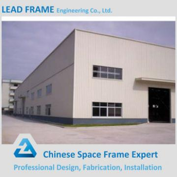 Light Weight Steel Space Frame Prefabricated Warehouse Building