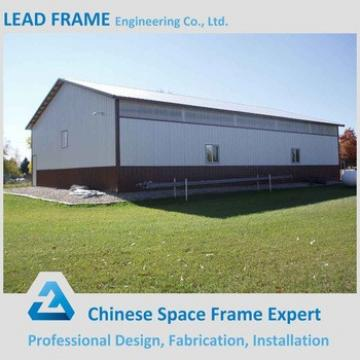 High quality prefabricated china metal storage sheds warehouse