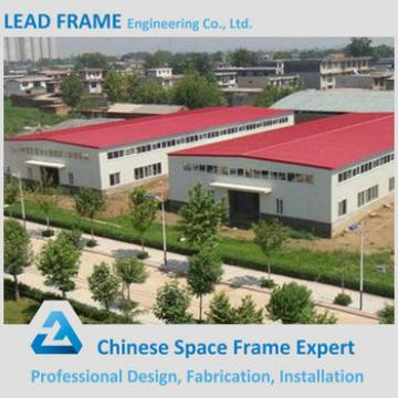 Arched space frame steel structure building