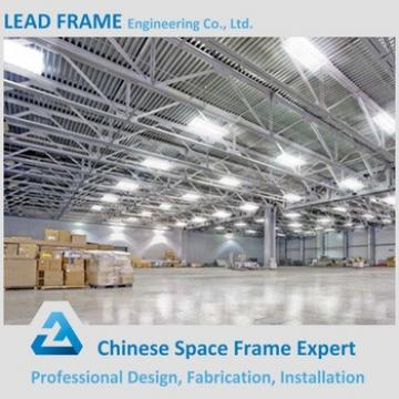 Low Cost Prefab Warehouse for Factory Storing