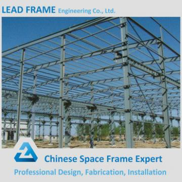 low cost prefabricated dome steel warehouse