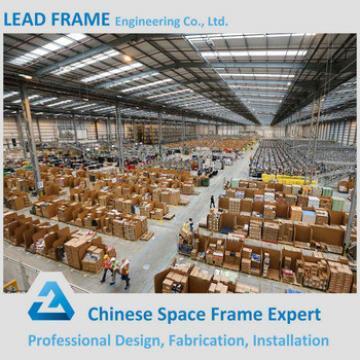 Prefab steel structure warehouse drawings