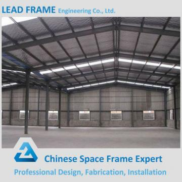 CE&ISO Industrial Steel Structure Workshop With Crane