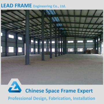 low cost prefabricated warehouse steel structure construction company