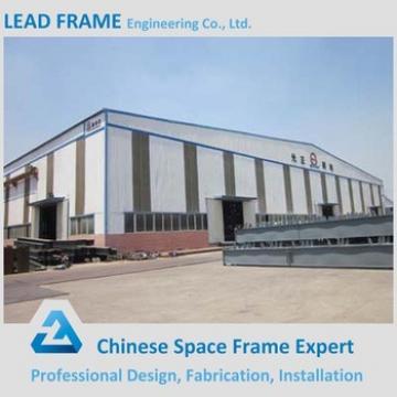 Steel Metal Building Space Frame Prefab Workshop Shed