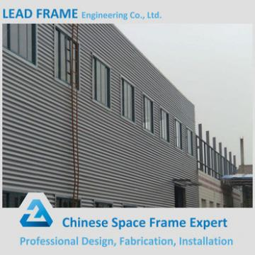 Long Span Lightweight China Manufacturer Workshop Prefabricated Industrial Shed Designs