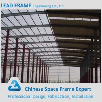 easy quick installation prefabricated dome steel warehouse