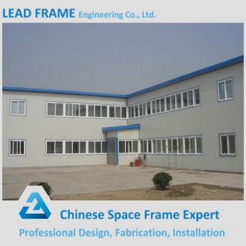 Steel Space frame Structure Low Cost Industrial Shed Designs