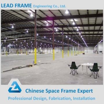Large Span Curved Roof Structures For space Frame Storage Building