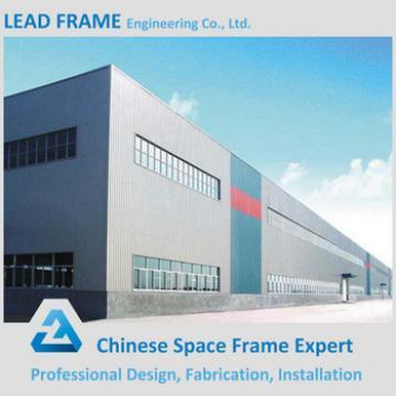 Steel structural storage building
