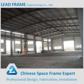 LF China Galvanized Light Gauge Steel Prefabricated Factory Building