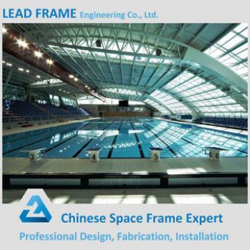 Metal Roof Swim Pool Manufacturer
