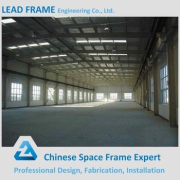 Prefab Workshop Plant Light Steel Frame With Low Cost