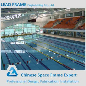 Low Price Light Type Space Steel Frame Swimming Pool