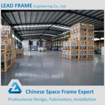 Low Cost Prefab Workshop Building Steel Structure