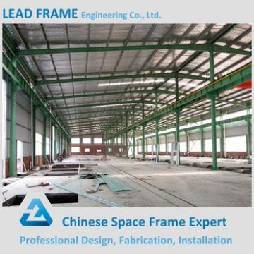 Famous Steel Frame Warehouse Metal Building With Roof Sheeting