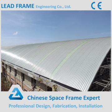 Prefab swimming pool roof
