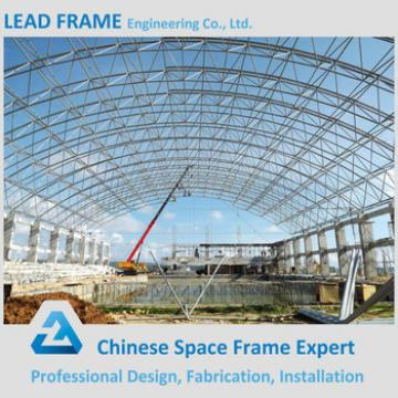 Thermal Insulation Steel Roof Trusses Prices Swimming Pool Roof
