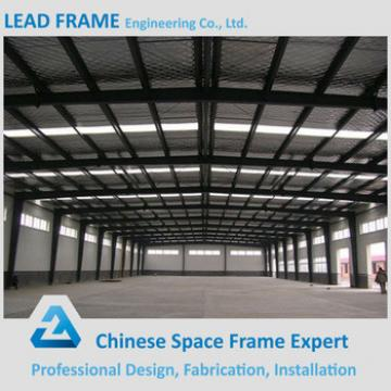 High Standard Space Grid Structure Prefab Steel Frame Workshop