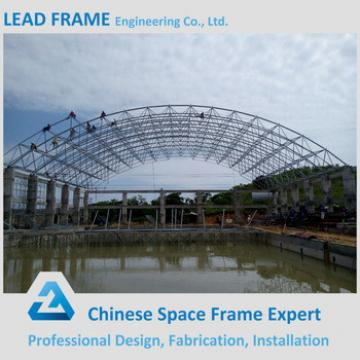 Swimming Pool Roof for Steel Space Frame Roofing