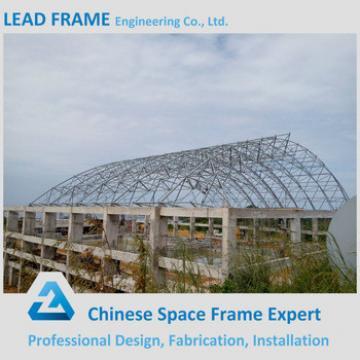Pre Engineered Steel Building Swimming Pool Canopy