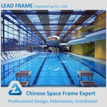 Prefabricated Swimming Pool Roof