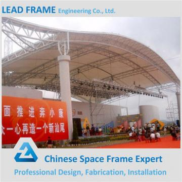 EconomicalSpace Frame Truss Design Pool Cover
