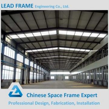Wide Span Light Gauge Economic Design Steel Structure Workshop