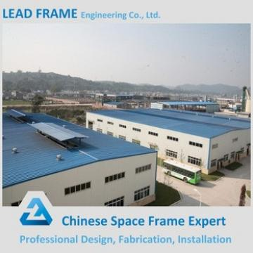 China Modern Perfect Design Steel Structure Workshop