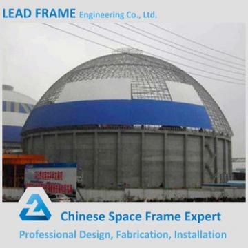 Large Span Dome Steel Structure Coal Storage Shed
