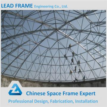 Prefab China Factory Supply Glass Steel Structure Building