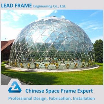 2017 Hot Sale Curved Glass Roof Sunroom From China Supplier