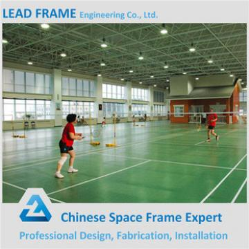 Good Security Steel Structure Prefab Gymnasium