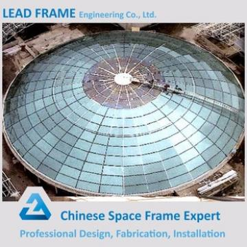 Steel Structure Curved Glass Roof Sunroom Made In China