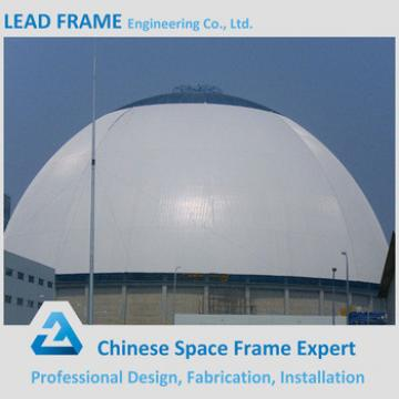 Geodesic Space Dome for Large Span Coal Storage Power Plant