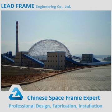 Design Steel Dome Structure Of Space Frame Exported To Africa