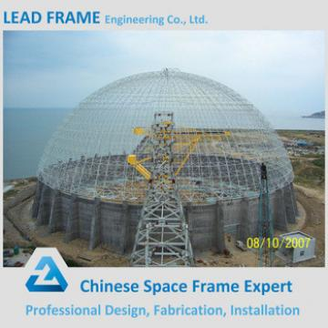 Welded Spaceframe Dome Structure