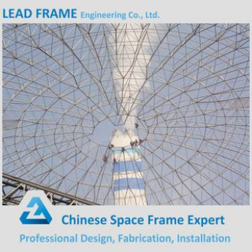 Galvanized Steel Frame Coal Storage Shed In Philippine