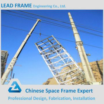 Long Span Structural Steel Trestle For Coal Transporting