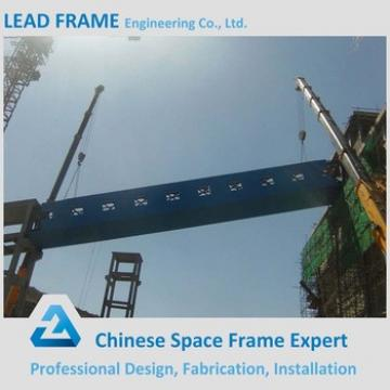 Long Span Steel Coal Transporting Trestle With Belt Conveyor