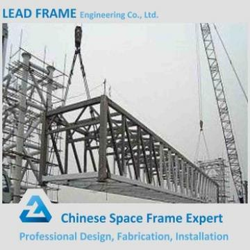 Coal Storagr Steel Space Frame Trestle Bridge In Philippines